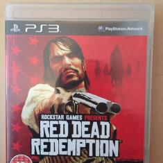 Joc Red Dead redemption PS3 - Jocuri PS3 Rockstar Games