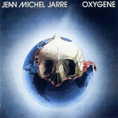 JEAN MICHEL JARRE Oxygene 1976 remastered (cd) - Muzica Ambientala