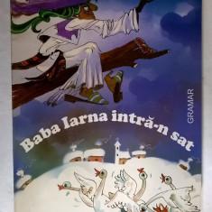 Otilia Cazimir - Baba Iarna intra-n sat - Carte de povesti