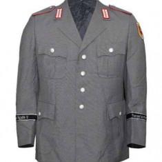 Sacouri militaresti Nato Hugo Boss - Sacou barbati, 4 nasturi, Marime sacou: 52, Lung
