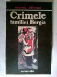 Michel Zevaco – Crimele familiei Borgia