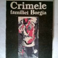 Michel Zevaco – Crimele familiei Borgia - Carte de aventura
