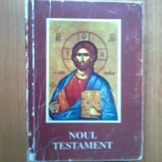 E1 Noul Testament Cu Psalmi - tiparit cu binecuvantarea P.S. Episcop Andrei - Biblia