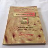 MATEMATICA MANUAL PENTRU CLASA A V-A GEORGE TURCITU, RF12/3 - Manual scolar, Clasa 5