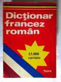 Sanda Mihaescu-Carsteanu - Mic dictionar francez-roman {15.000 cuvinte}