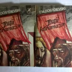 F. M. Dostoievski - Fratii Karamazov {2 volume} - Roman