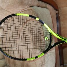 Vand racheta Babolat Pure Aero modelul 2016, al lui Rafael Nadal. - Racheta tenis de camp