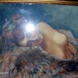 Tablou- Nud-general, Ulei, Realism