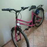 Bicicleta dama, 17 inch, 26 inch, Numar viteze: 6