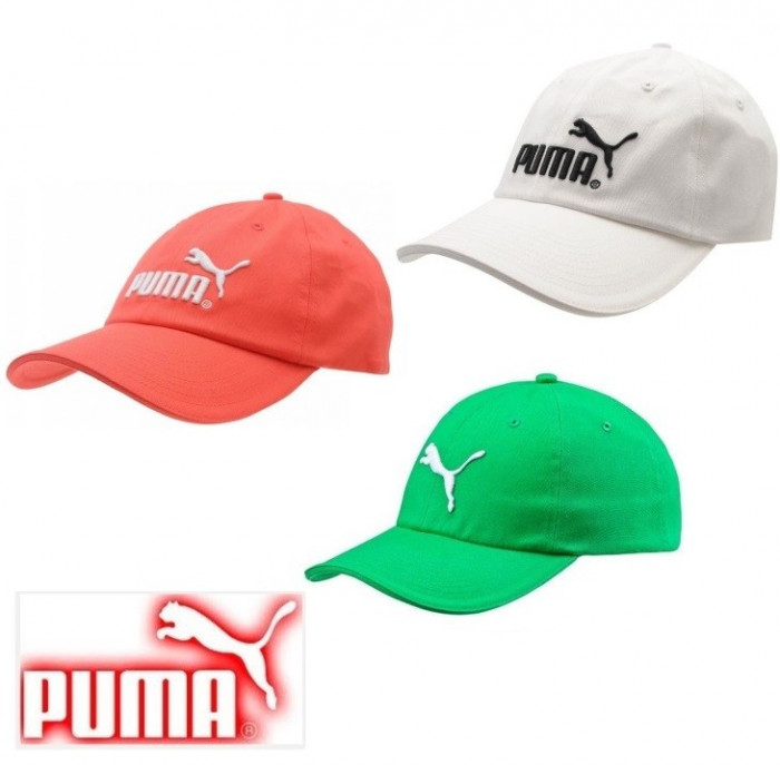 5baf9f9e5f9 Sapca sepci Puma Essential logo originala - ajustabila - bumbac - unisex