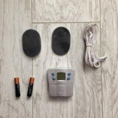 Mini aparat de electrostimulare