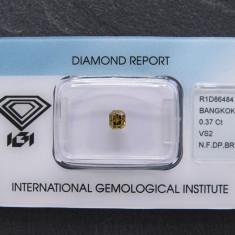 Diamant galben maroniu