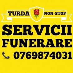 SERVICII FUNERARE TURDA / POMPE FUNEBRE TURDA