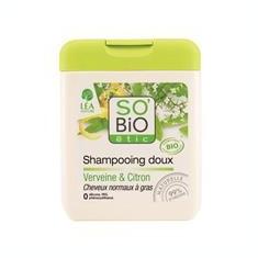 Sampon Bio Par Gras cu Verbina si Lamaie So'Bio Etic 250ml Cod: 24997 - Tratament par