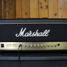 Marshall JCM 900 - model 4100 - 100W made in UK - 2013 - Amplificator Chitara