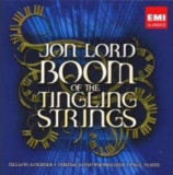 JON LORD - BOOM OF THE TINGLING STRINGS, 2008, CD