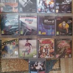 Vand jocuri playstation3 impecabile - Jocuri PS3 Ea Games