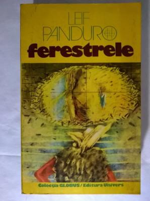 Leif Panduro – Ferestrele foto