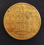 Medalie Romtrans 45 de ani