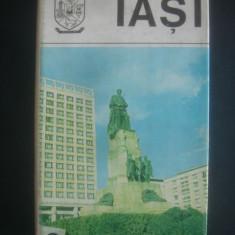 JUDETELE PATRIEI - IASI - Carte Geografie