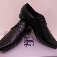 Pantofi barbati Giorgio. Livrare gratuita - Mocasini barbati Kangol, Marime: 41.5, Culoare: Negru