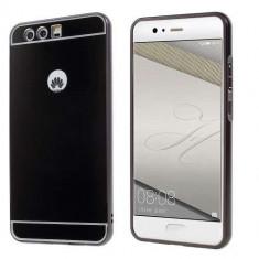 Husa Huawei P10 Plus Neagra - Husa Telefon, Gel TPU, Carcasa