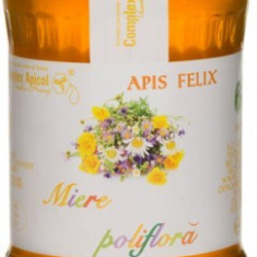 Miere Poliflora Apis Felix 450g, COMPLEX APICOL - Dulciuri