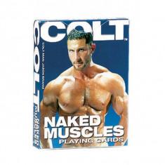Carti de Joc Colt Naked Muscle - Igiena si ingrijire