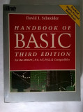 David I. Schneider - Handbook of Basic: Third Edition