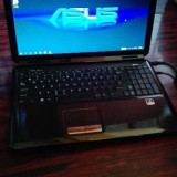 Asus K61IC-Intel 2.30Ghz, 4GB ram, Hdd 250GB 7200rtm, NVidia GForce 1GB - Laptop Asus, Intel Pentium Dual Core, Diagonala ecran: 15, Windows 10