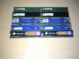 Memorie PC desktop 2Gb DDR2 KIT 2 x 1Gb 800 Mhz PC6400 TESTATE