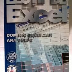 D. Bucerzan, A. Vulpe - Lectii de Excel