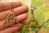 Cercei - HARRY POTTER - Talismanele Mortii - Bronz