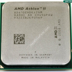Procesor AMD Athlon II X4 610e Quad Core, 2400MHz, socket AM3 - Procesor PC