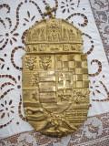 Cumpara ieftin blazon stem UNGARIA bronz