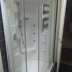 CABINA DUS HIDROMASAJ - USILE TREBUIE REPARATE - Corp baie