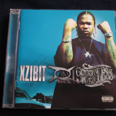 Xzibit - Restless _ cd, album _ Epic(EU) _ hip hop - Muzica Hip Hop
