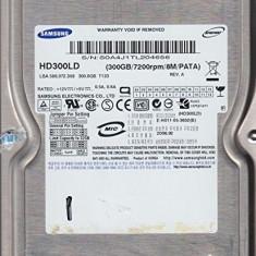 Hard Disk Samsung 300GB, 8Mb cache, 7200rot/min IDE(ATA), 200-499 GB