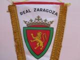 Fanion fotbal - REAL ZARAGOZA (Spania)