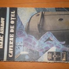 ASIMOV, ISAAC - CAVERNE DE OTEL - Carte SF, An: 1992