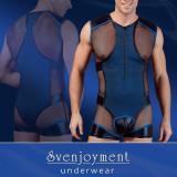 Body Barbati Albastru Svenjoyment