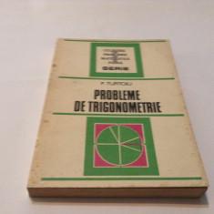 F Turtoiu PROBLEME DE TRIGONOMETRIE