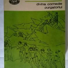 Dante - Divina Comedie {Purgatoriul} - Roman