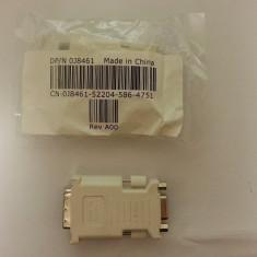 Adaptor convertor Dell DVI- VGA J8461 0j8461 (583)