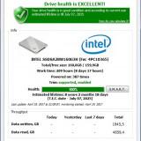 Ssd intel 160 GB SATA II, SATA 2