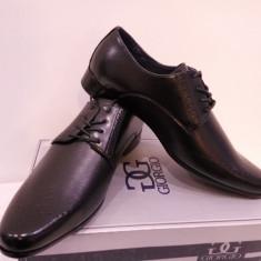 Pantofi barbati Giorgio II. Livrare gratuita - Mocasini barbati Kangol, Marime: 42, Culoare: Negru