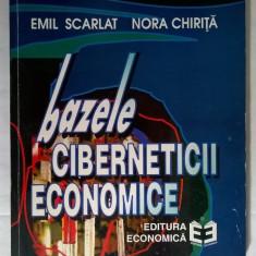 E. Scarlat, N. Chirita - Bazele ciberneticii economice