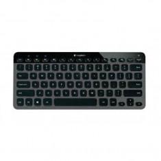 Tastatura wireless Logitech Bluetooth iluminata K810