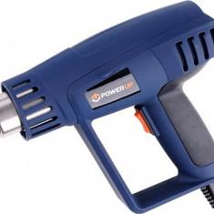 Pistol Aer Cald 2000 W PowerUp + Accesorii 79329 - Suflanta