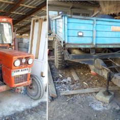 Pachet Tractor + 9 utilaje